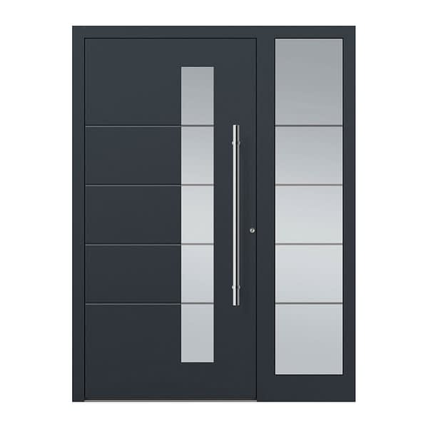 Haustür-Kollektion Aluminium-Tür